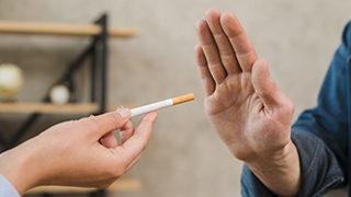 L'effet du tabac sur les dents